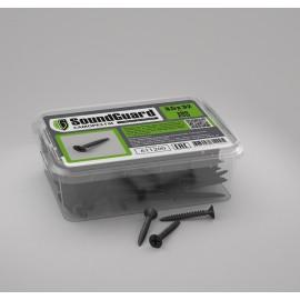 Саморезы SoundGuard ГМ 3,5х32 коробка (0,35 кг) (200 шт/уп)