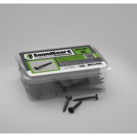 Саморезы SoundGuard ГМ 3,5х45 коробка (0,35 кг) (200 шт/уп)