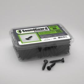 Саморезы SoundGuard ГП 3,9х25 коробка (0,3 кг) (200 шт/уп)