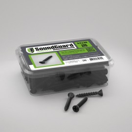 Саморезы SoundGuard ГП 3,9х30 коробка (0,35 кг) (200 шт/уп)