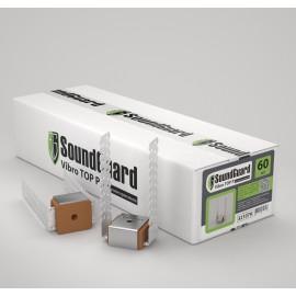 Виброизоляционное крепление SoundGuard Vibro P  (60шт/уп)